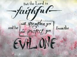 2 thess 2 God protects us
