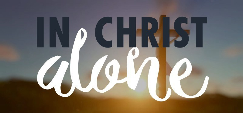 Colossians 2 Jesus alone