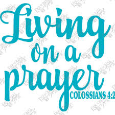 Colossians 4 living on
