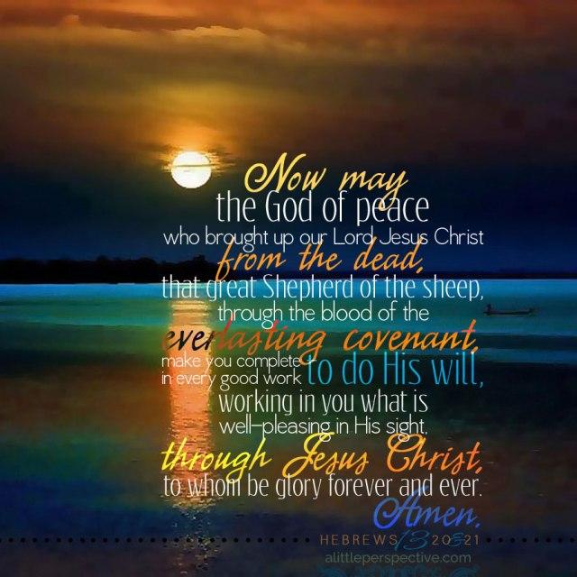 Hebrews 13 Jesus