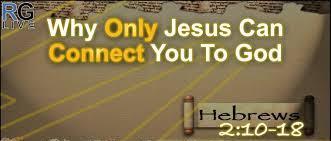 Hebrews 2 connect