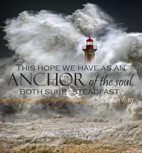 Hebrews 6 hope