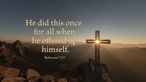 Hebrews 7 once