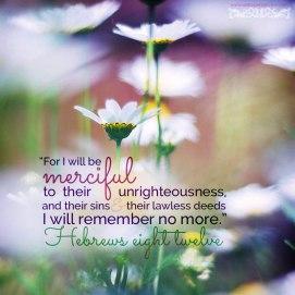 Hebrews 8 sin no more