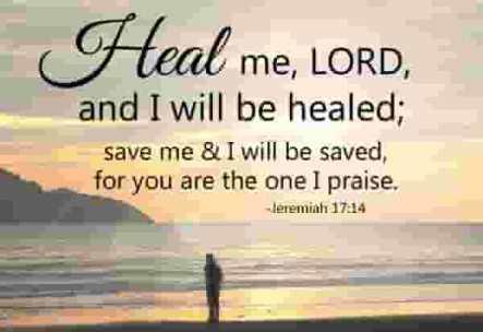 James 5 healing