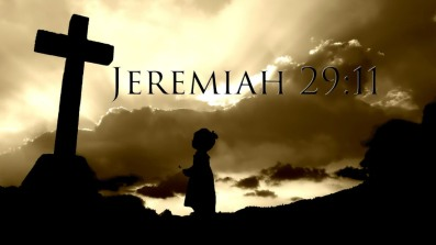 Jeremiah 29 cross is the plan