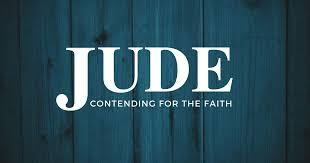 Jude faith