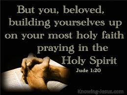 Jude prayer
