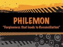 Philemon reconciliation
