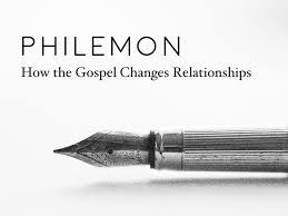 Philemon relate