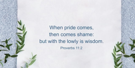 Proverbs 11 wisdom