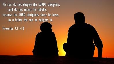 Proverbs 3 discipline
