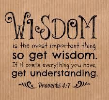 Proverbs 4 wisdom