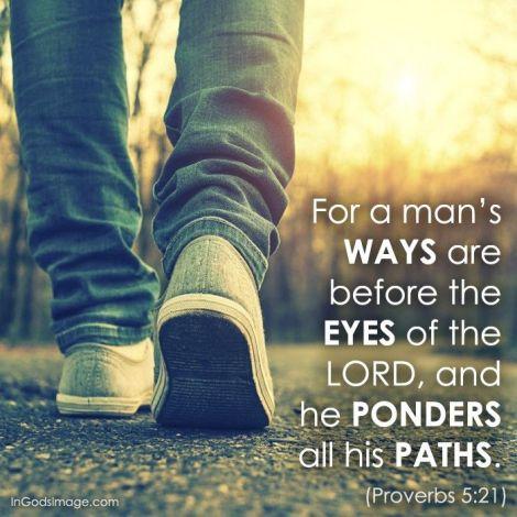Proverbs 5 ponder