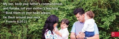 Proverbs 6 20