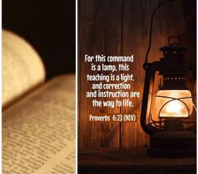 Proverbs 6 23