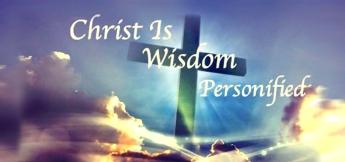 Proverbs 8 Christ