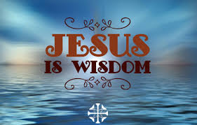 Proverbs 8 Jesus is wisdom