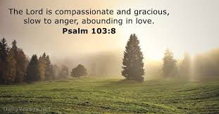Psalm 103 8