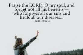 Psalm 103 heals
