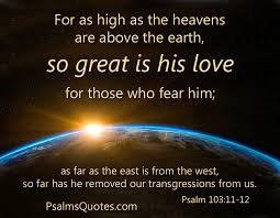Psalm 103 love