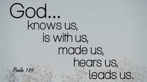 Psalm 139 God