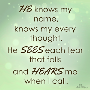 Psalm 139 hears me