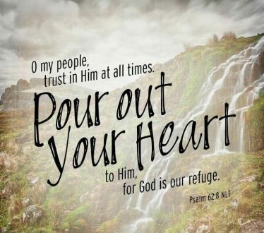 Psalm 62 8