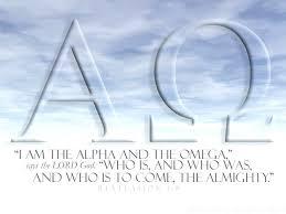 Revelation 1 alpha omega
