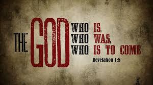 Revelation 1 God is