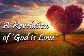Revelation 1 God's love