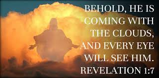 Revelation 1 he is coming