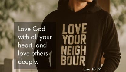 Luke 10 love deep