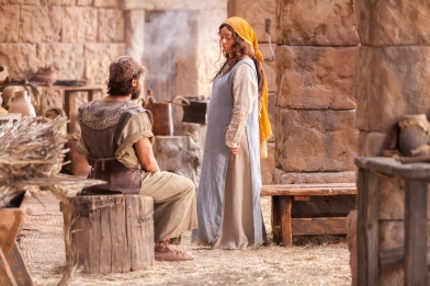 Matthew 1 mary and joseph