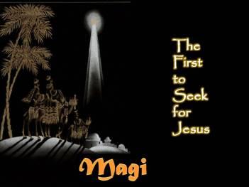 Matthew 2 first to seek