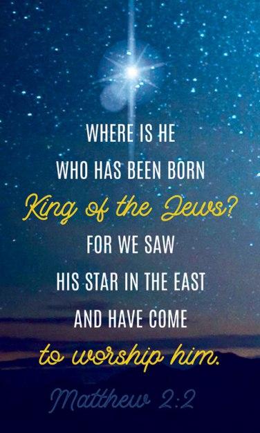 Matthew 2 where