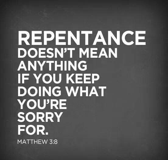Matthew 3 8