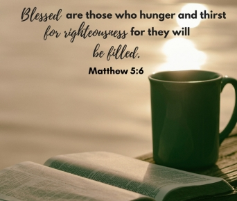 Matthew 5 filled