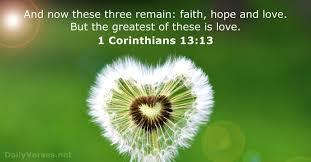 Matthew 5 love is greatest