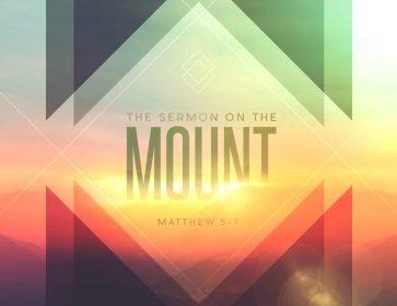 matthew 5 sermon