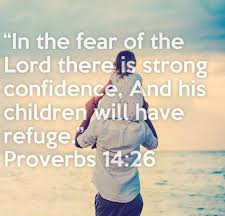 Proverb 14 fear of the Lord