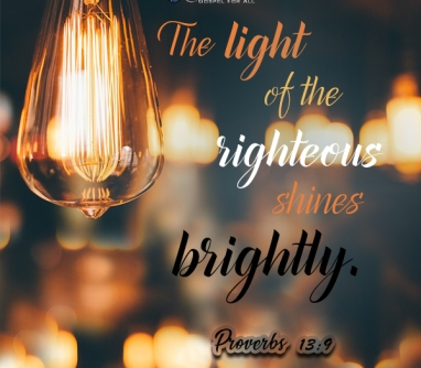 Proverbs 13 light