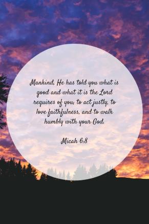 Proverbs 13 Micah