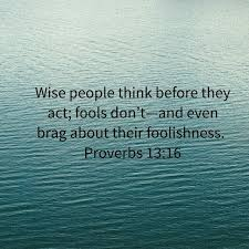 Proverbs 13 wise
