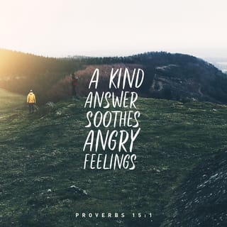 Proverbs 15 anger