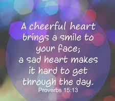 Proverbs 15 cheer
