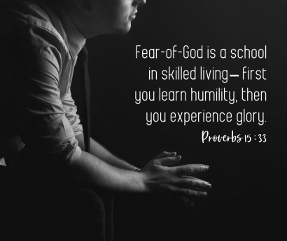 Proverbs 15 school in skill