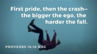 Proverbs 16 18