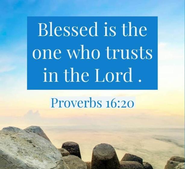 Proverbs 16 trust