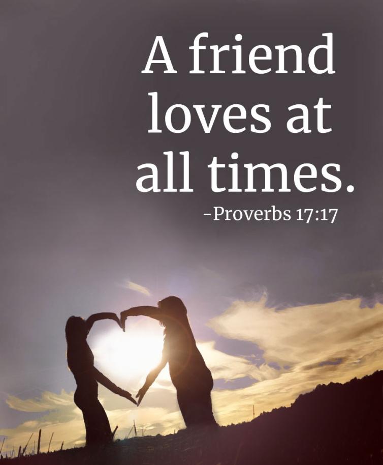 Proverbs 17 friend